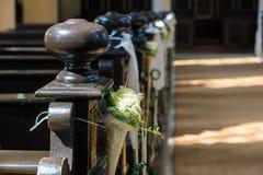 Brautdekoration Stockbild