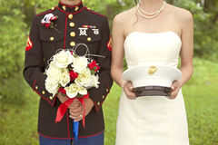 Brautdetails der Halskette und der Rotationen Lizenzfreies Stockbild