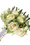 Brauthochzeitsblumenstrauß Lizenzfreie Stockfotografie