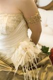 Brautkleid Stockfotografie