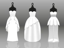 Brautkleider Stockbilder