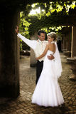 Brautpaare Lizenzfreies Stockfoto