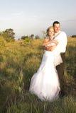 Brautpaare Lizenzfreies Stockbild