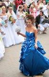 Brautparade 2010 Stockfotos