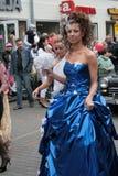 Brautparade 2010 Stockfoto