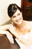 Brautschönheit Lizenzfreies Stockfoto