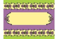 Brauttabellen-Dekoration Stockfotografie