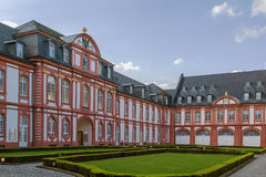 Brauweiler Abbey, Germany Stock Photo