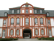 Brauweiler Abbey near Cologne (Germany) Royalty Free Stock Photography