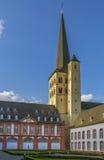 Brauweiler-Abtei, Deutschland Lizenzfreie Stockfotografie