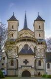 Brauweiler-Abtei, Deutschland Stockbilder
