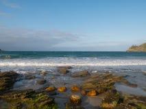 Brava海滩在Buzios,巴西 库存图片