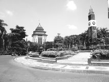Brawijaya universitet Royaltyfria Bilder