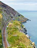 Bray Cliff Walk Royalty Free Stock Photo