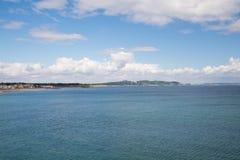 Bray Coastline, Co. Wicklow Stock Images