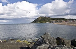 Bray Head - Ireland Royalty Free Stock Images