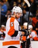 Braydon Coburn Philadelphia Flyers Stock Images