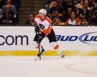 Braydon Coburn Philadelphia Flyers Defenseman Stock Photos