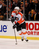 Braydon Coburn Philadelphia Flyers Defenseman Foto de Stock