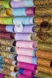 Brazaletes del color Imagen de archivo libre de regalías