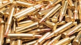 Brazen ammo Stock Photo