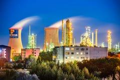 Petrobrazi Oil Refinery, Romania Stock Image