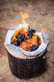 Brazier Stock Photography