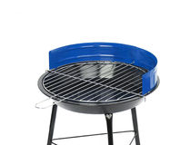Brazier for kebabs Royalty Free Stock Images