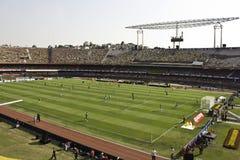 Brazil 1x0 South Africa - São Paulo - Brazil Stock Images