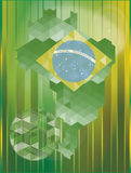 Brazil 2014 background. Background Soccer   Football   Tournament brasil 2014 Stock Photo