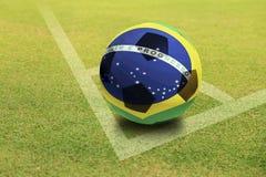 Brazil Ball Royalty Free Stock Photos