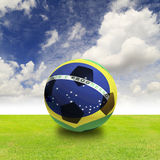 Brazil Ball Stock Images