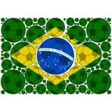 Brazil balls Stock Photos