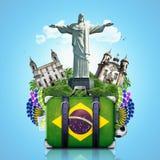 Brazil, Brazil landmarks Stock Photo