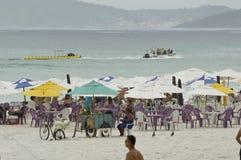 brazil cabofrio Royaltyfria Bilder