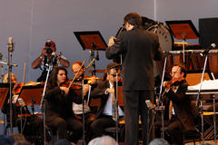 brazil campos robią jordao orkiestry osasco Zdjęcia Royalty Free