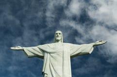 Brazil. Christ Redeemer statue Stock Photography