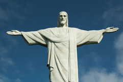 Brazil. Christ Redeemer statue Royalty Free Stock Photography