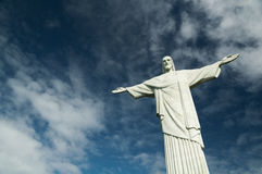 Brazil. Christ Redeemer statue Royalty Free Stock Images