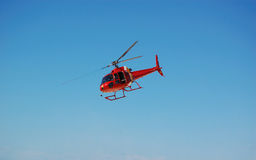 Brazil Coast Guard helicopter Stock Photos