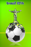 Brazil Cup 2014 Stock Image