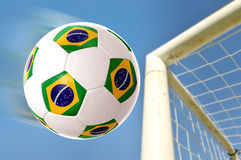 Brazil 2014 Cup Stock Image