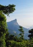 brazil de janeiro släntrar visat bergrio socker arkivfoton