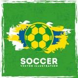 Brazil design Royalty Free Stock Photos