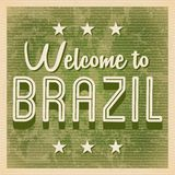 Brazil design Stock Images