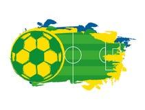 Brazil design Stock Images