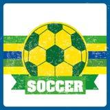 Brazil design Royalty Free Stock Image