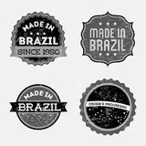 Brazil design Royalty Free Stock Photo
