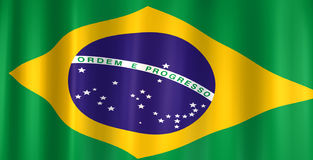 Brazil Flag Stock Images