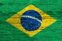 Brazil Flag Stock Images